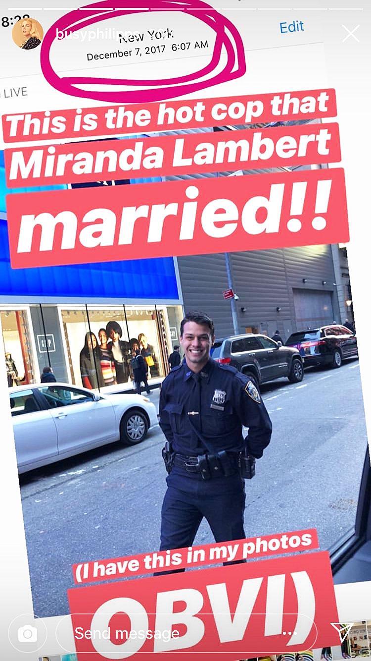 Miranda Lambert Brendan McLoughlin Timeline