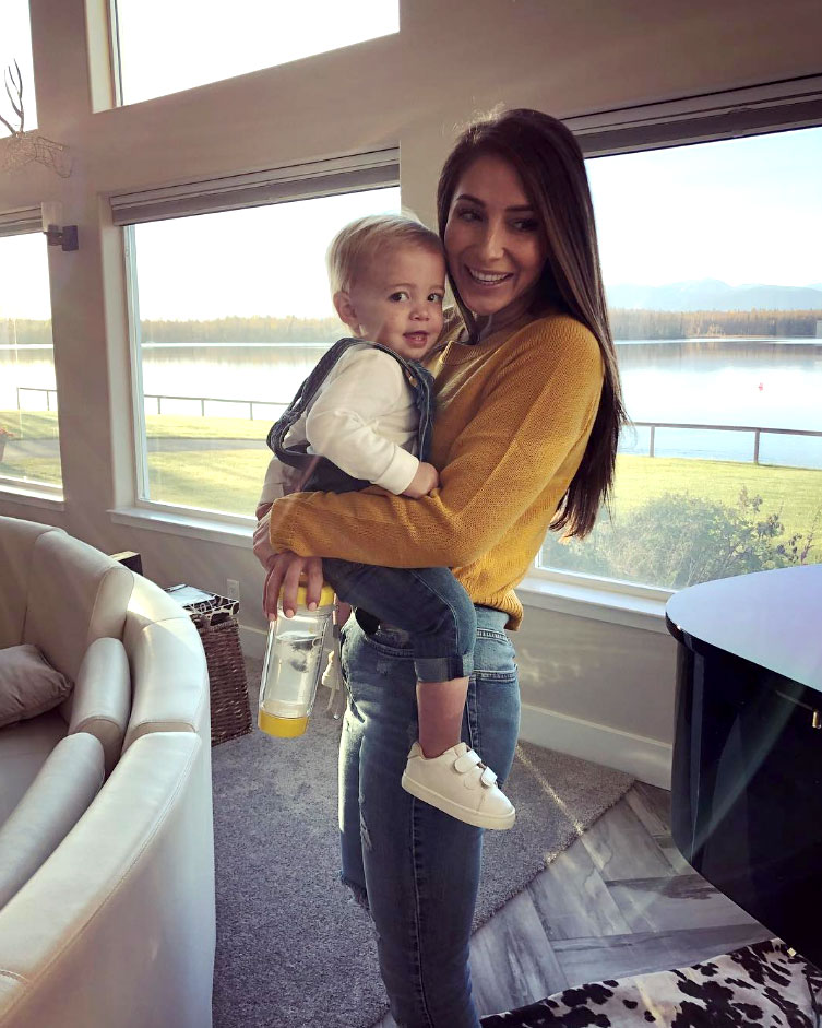Teen Mom OG Tots: How They've Grown - Meyer and Palin tied the knot in June 2016 and announced that they were expecting another child six months later. Atlee arrived in May 2017.