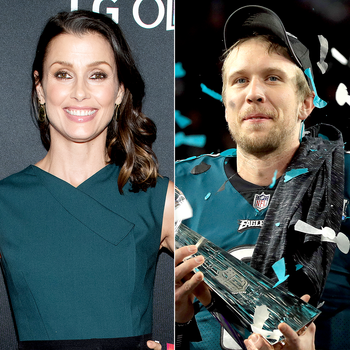 """Look Back at Tom Brady and Bridget Moynahan's Rocky Relationship - Moynahan made headlines in February 2018 after she congratulated the Philadelphia Eagles for their win against the New England Patriots after Super Bowl LII. """"#NickFoles is having an amazing game @eagles @nfl,"""" she tweeted."""