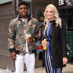 90 Day Fiance's Ashley Martson Steps Out With Husband Jay Smith After She Withdraws Divorce Papers