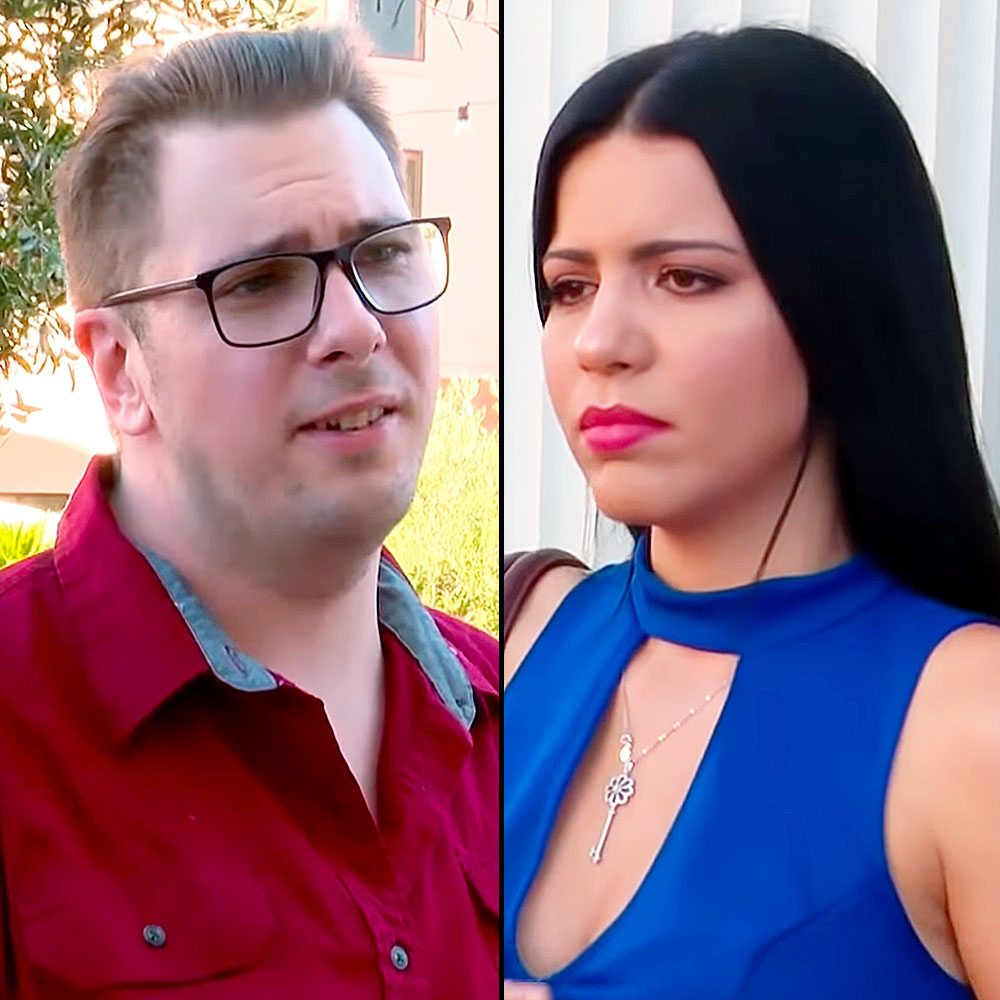 90 Day Fiance Colt Johnson Reacts Larissa Dos Santos Dating Someone New