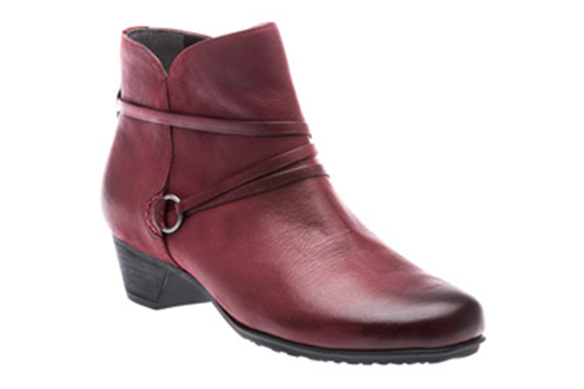 ABEO Maya Boots Red