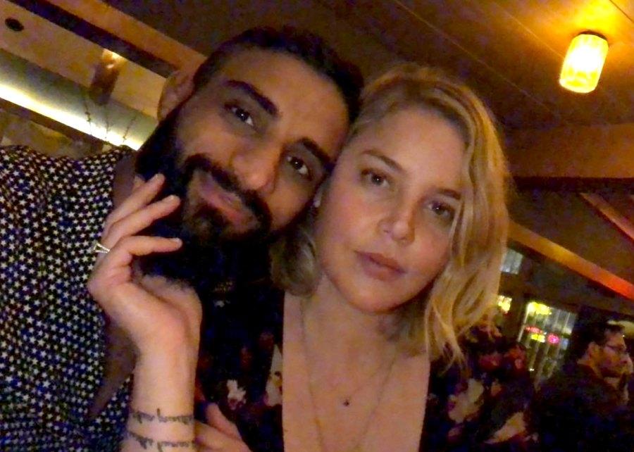 Abbie Cornish and Adel Altamimi engaged