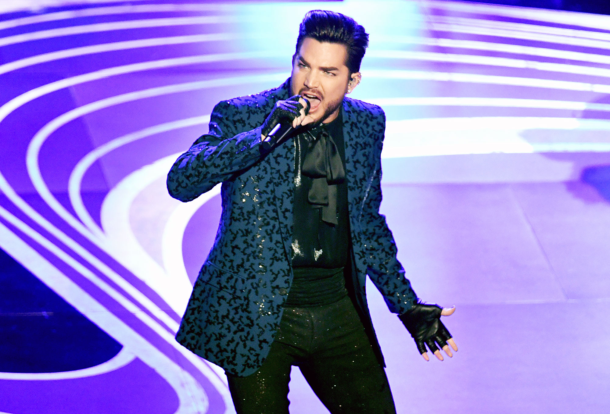 Adam Lambert Queen Oscars 2019