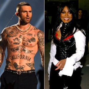 Super Bowl Fans Question Why Adam Levine Can Show His Nipples and Janet Jackson Can't