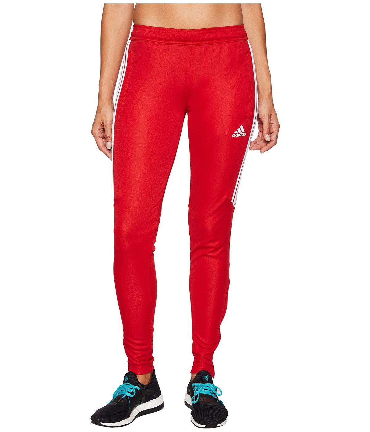 Adidas Tiro Pants Red