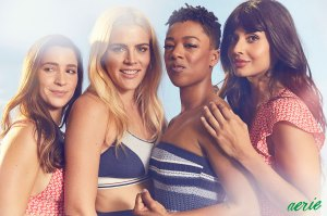 Aerie's New Star-Packed Campaign Is Unretouched and Stunning