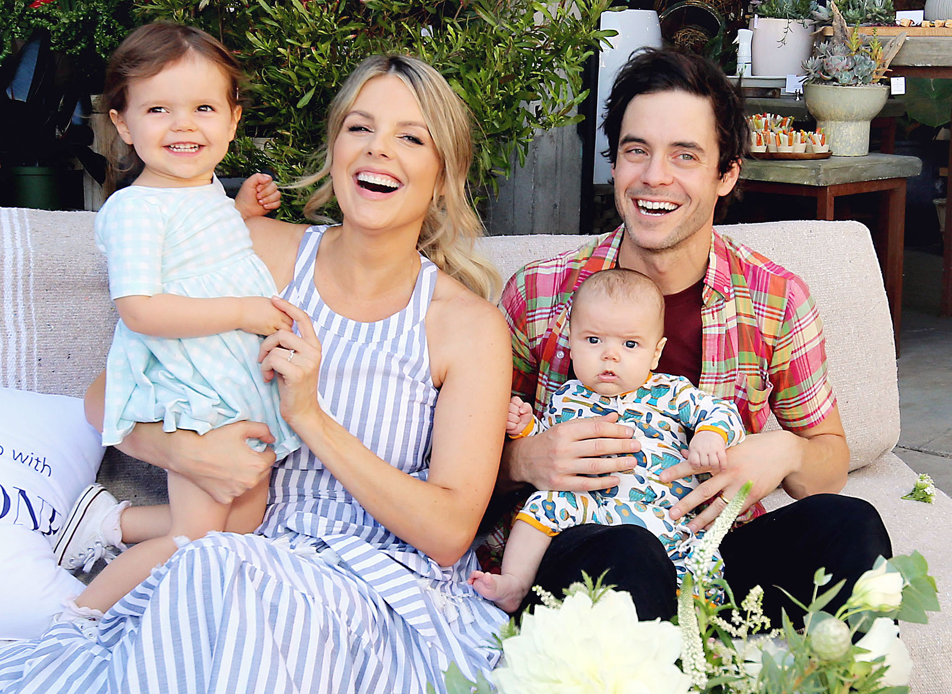 Ali Fedotowsky Son Riley First Word Kevin Manno Molly