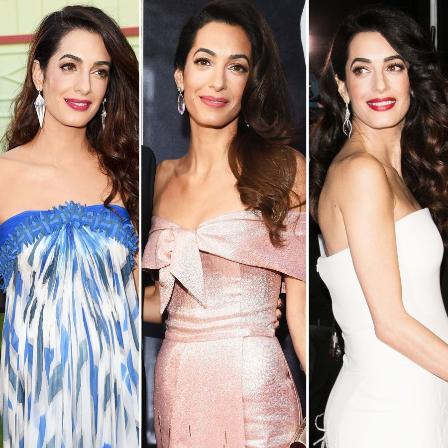 See Amal Clooney's All-Time Best Style Moments
