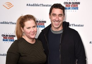 Amy Schumer Gives Birth, Welcomes First Child With Husband Chris Fischer (PREP)