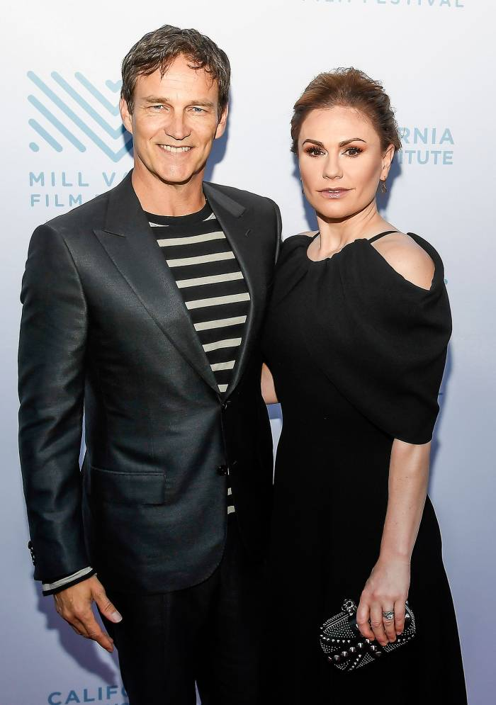 Anna Paquin Says She and Husband Stephen Moyer Are 'Best Friends'