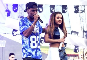 Ariana Grande Spotted With Ex Big Sean