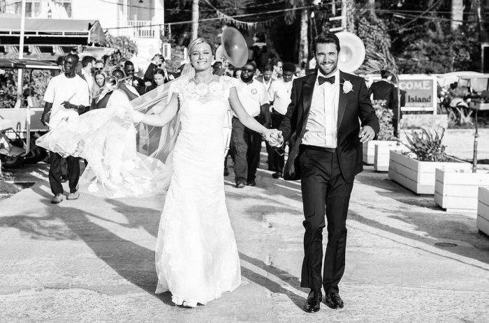 Revenge's Ashley Madekwe: Emily VanCamp and Josh Bowman's Wedding Was 'Beautiful'
