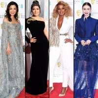 BAFTAs 2019 Michelle Yeoh, Salma Hayek , Mary J. Blige and Lily Collins
