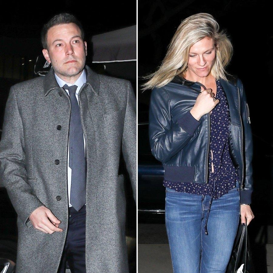 Ben Affleck and Lindsay Shookus Meet Up Months After Split