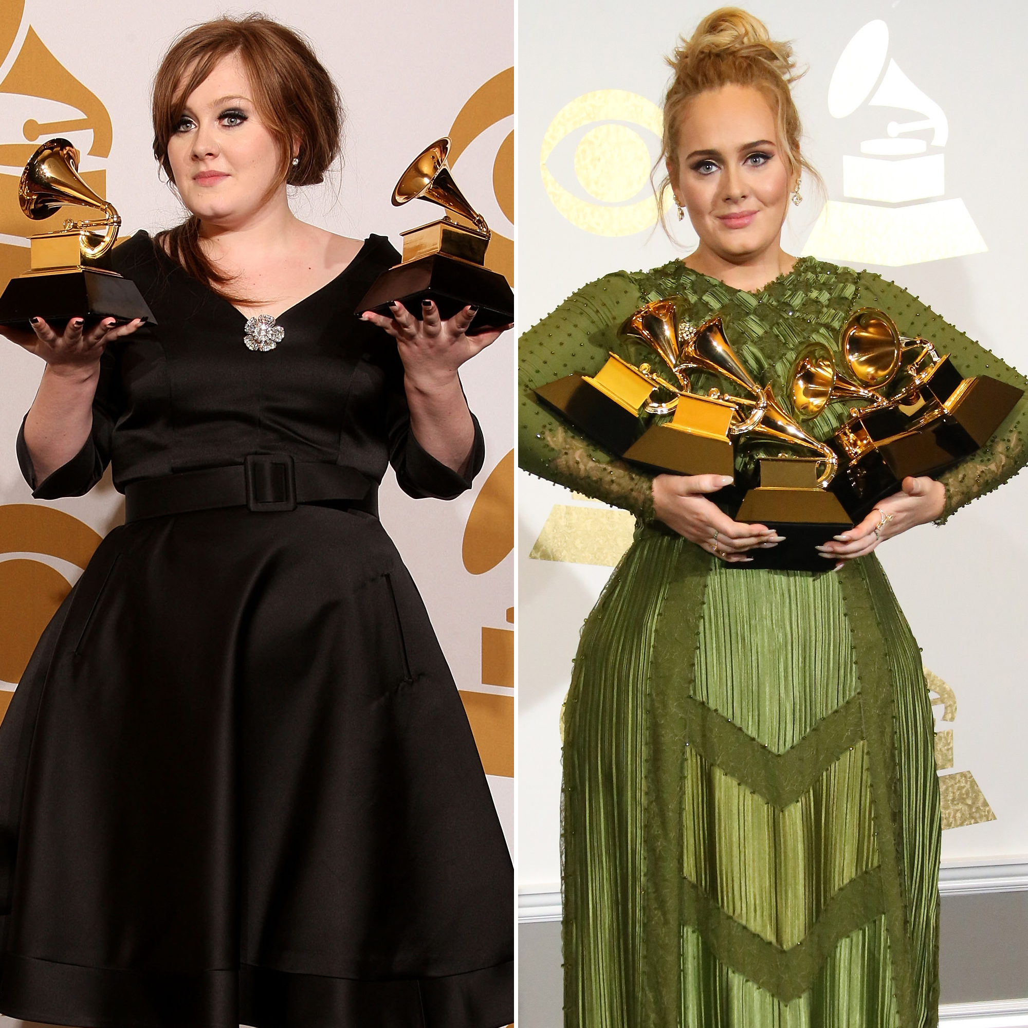 Best New Artist Grammy Winners Where Are They Now - Who She Beat: Duffy, Jonas Brothers, Lady Antebellum, Jazmine Sullivan Where Is She Now: Adele released her second studio album, 21 , in 2011, which won Album of the Year at the 2012 Grammys. The singer's third album, 25 , took home the same honor in 2017.