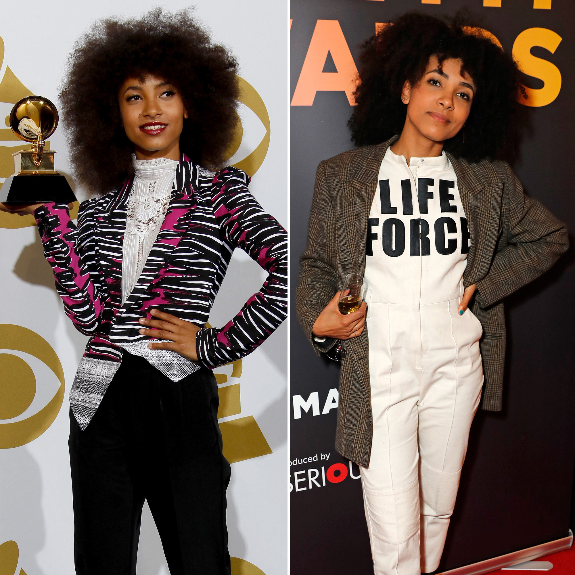 Best New Artist Grammy Winners Where Are They Now - Who She Beat: Justin Bieber, Drake, Florence and the Machine, Mumford & Sons Where Is She Now: Spalding made history in 2011 as the first jazz artist to win Best New Artist. Following her surprise win, she released four more solo albums, bringing her total to seven albums as of February 2019, and won three more Grammys.