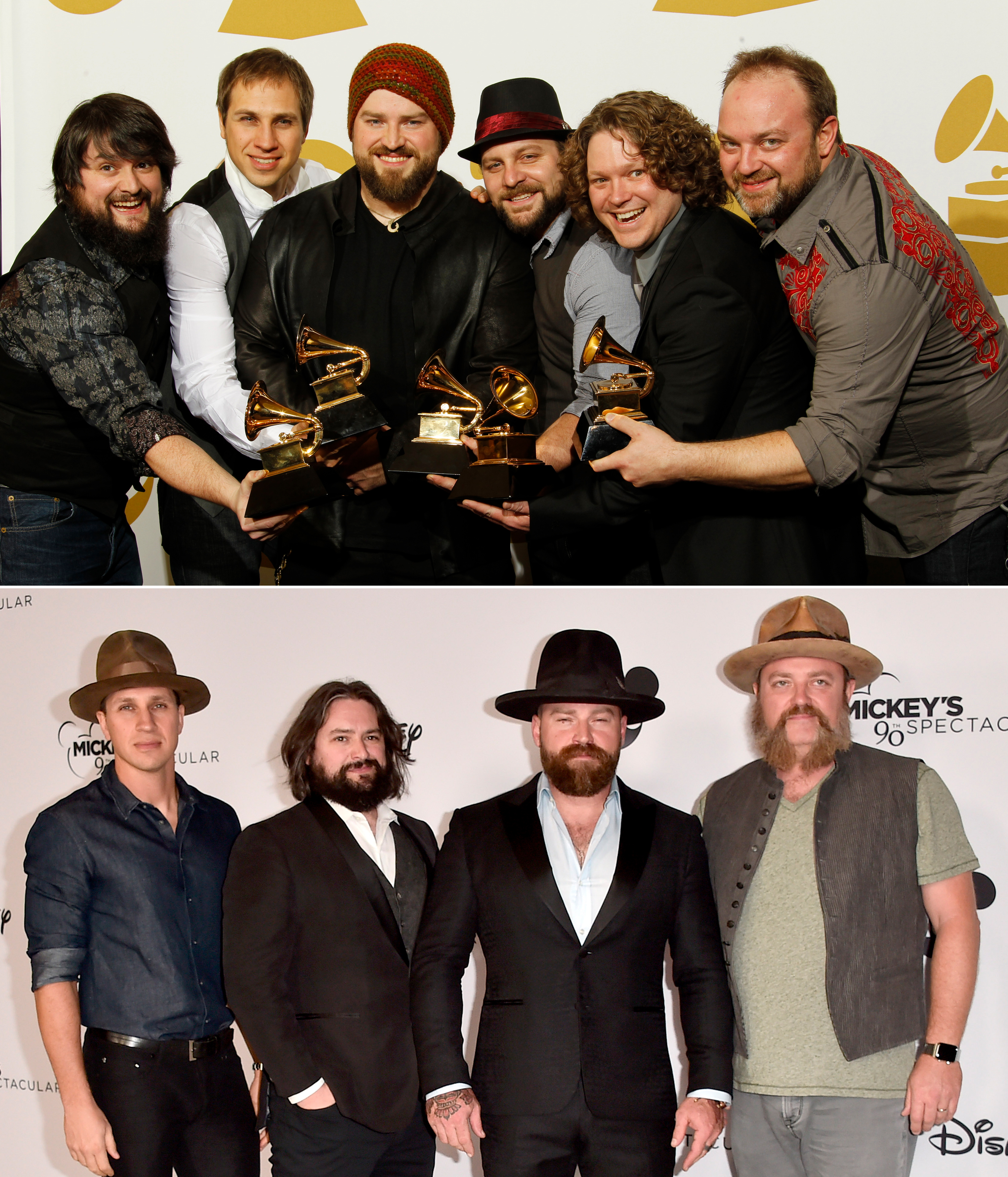 Best New Artist Grammy Winners Where Are They Now - Who They Beat: Keri Hilson, MGMT, Silversun Pickups, The Ting Tings Where Are They Now: Daniel De Los Reyes, percussion, and Matt Manago, bass guitar, joined the band in 2012 and 2014, respectively, after the group won Best New Artist in 2010. Zac Brown Band has released four albums since their first Grammy win and went on to snag two more gold-plated trophies.