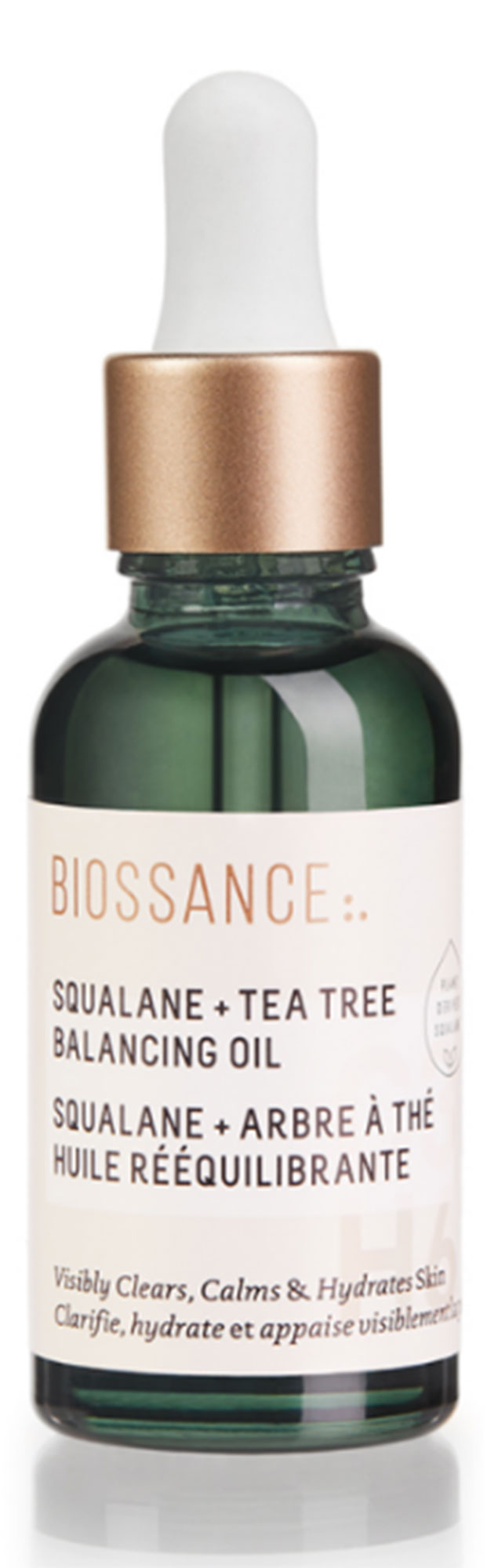 Best New Products biossance - While applying an oil to combination/oily skin may seem like an oxymoron, this tea tree-infused tonic is (a) lightweight and
