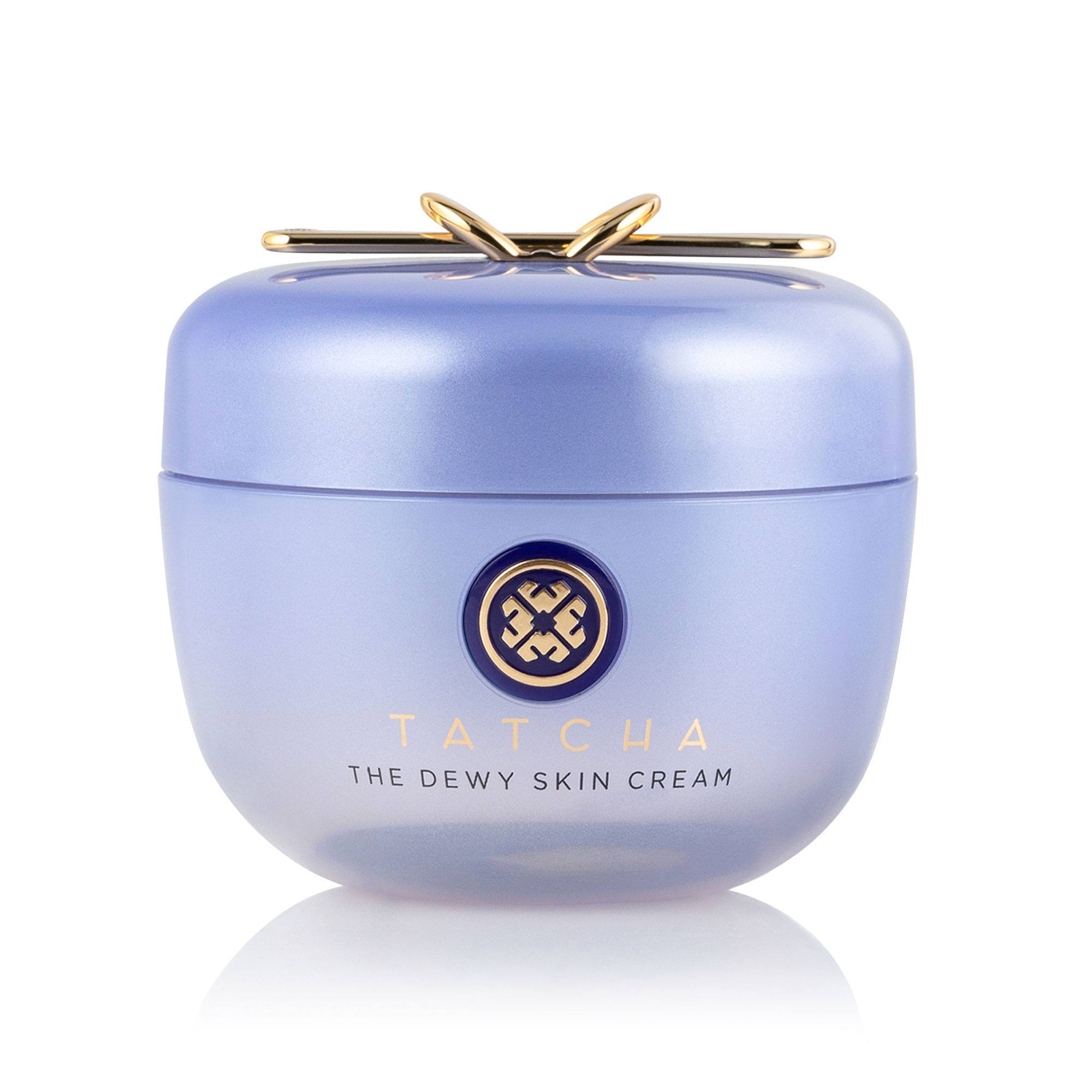 Best New Products Tatcha - The brand's cult-favorite Luminous Dewy Skin Mist (Kim Kardashian and her makeup artist Mario Dedivanovic are fans!) is now in cream form. The purple-tinted formula includes a hydrating and collagen-boosting blend of hyaluronic acid and natural botanical extracts for super supple skin.