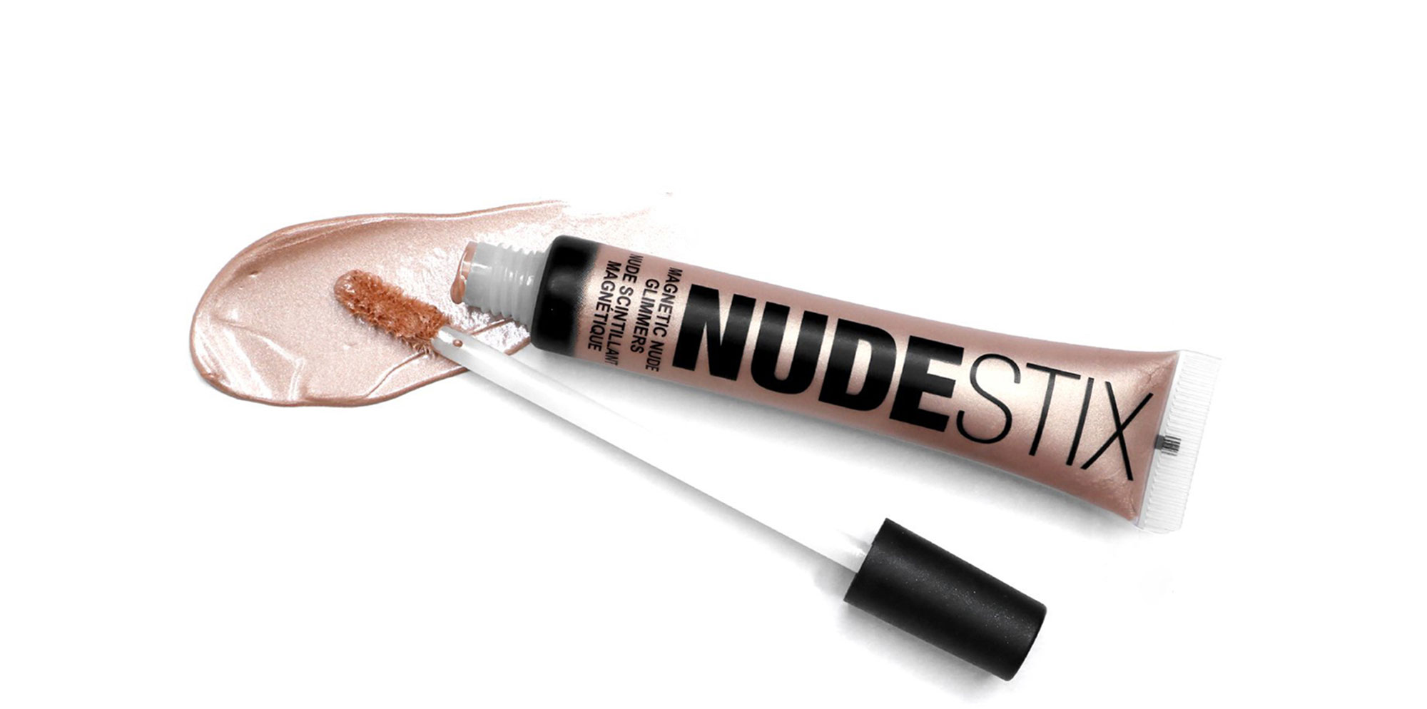 Best New Products Nudestix - The mother-daughter-founded brand based in versatility is here with its latest multitasking wonder. Available in a trio of radiant shades, the shimmering gel formula is super emollient (i.e. glides on like a dream) but sets for all-day, waterproof wear that can be used on eyes, lips and face for a lit-from-within effect.