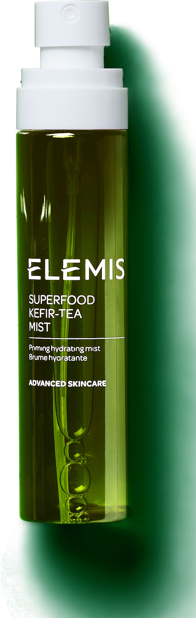 Best New Products Elemis - A green juice for your face, this four-in-one spray tones, primes, sets and hydrates thanks to a brightening prebiotic blend, antioxidant-rich roobois tea extract and moisturizing coconut water. Leave it on your desk and spritz all day, every day over or under makeup to combat that arid office air.