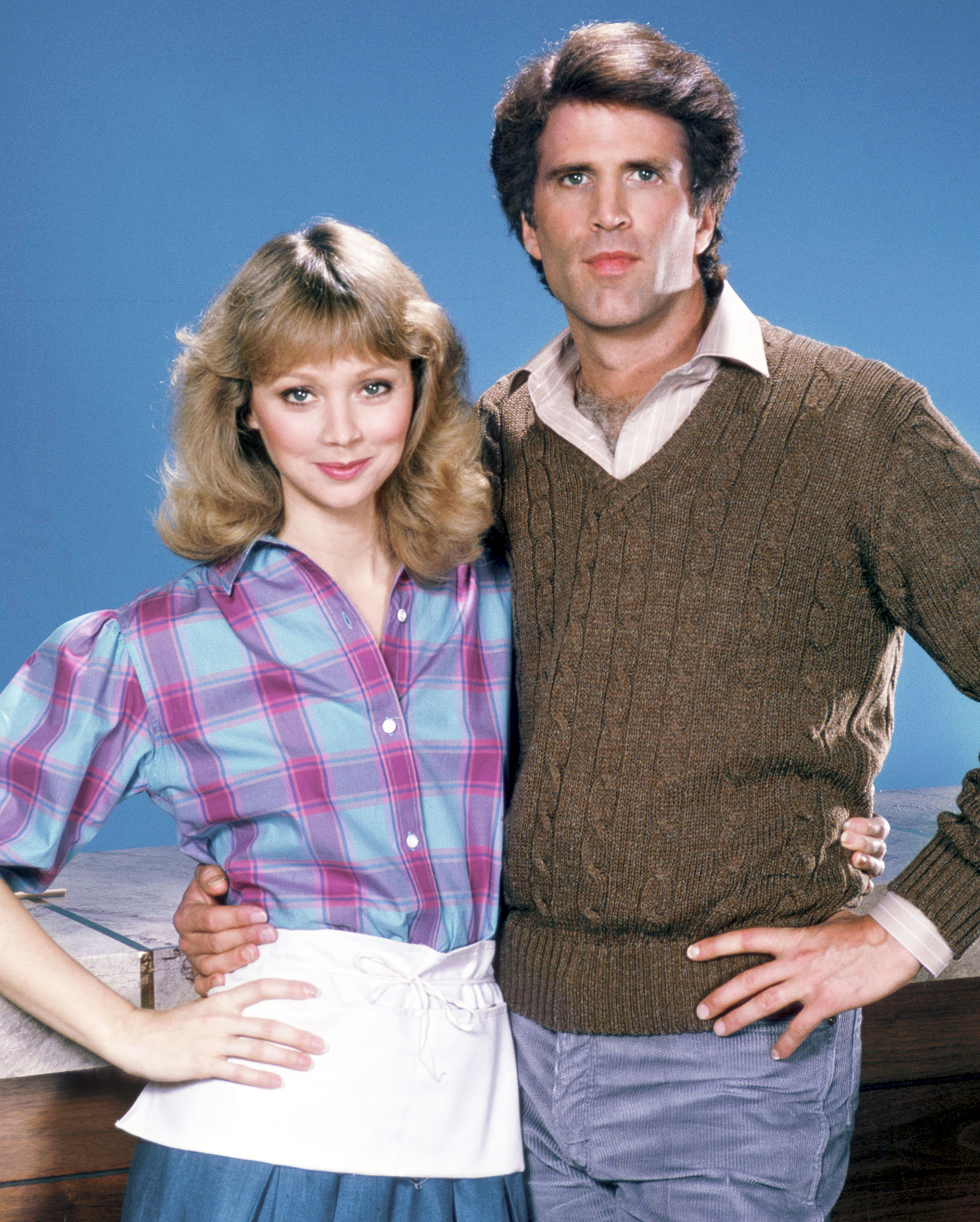 Best TV Couples Cheers Shelley Long Ted Danson - Show: Cheers Actors: Shelley Long and Ted Danson Network: NBC Seasons: 11