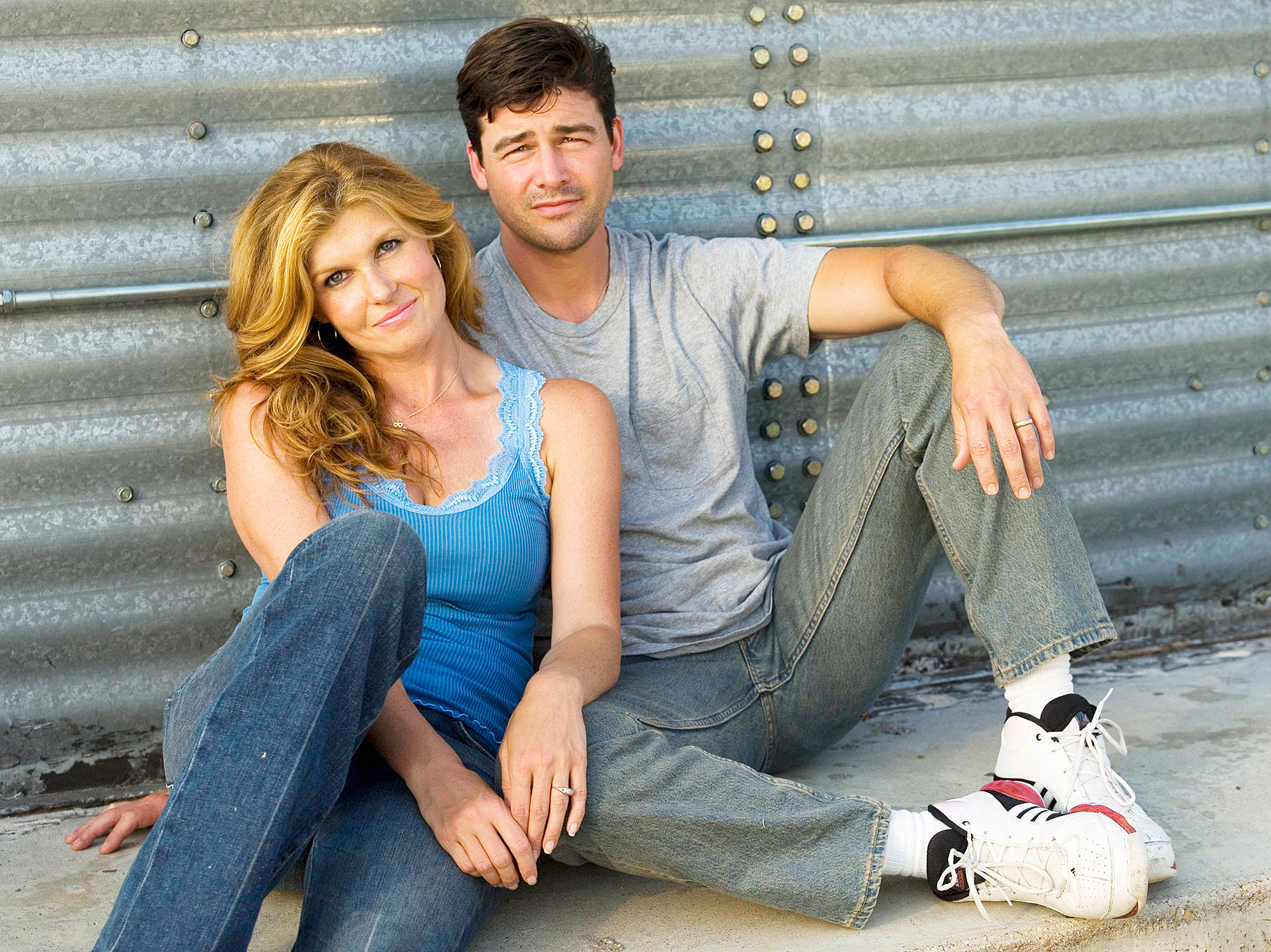 Best TV Couples Friday Night Lights Connie Britton Kyle Chandler - Show: Friday Night Lights Actors: Connie Britton and Kyle Chandler Networks: NBC and DIRECTV Seasons: 5