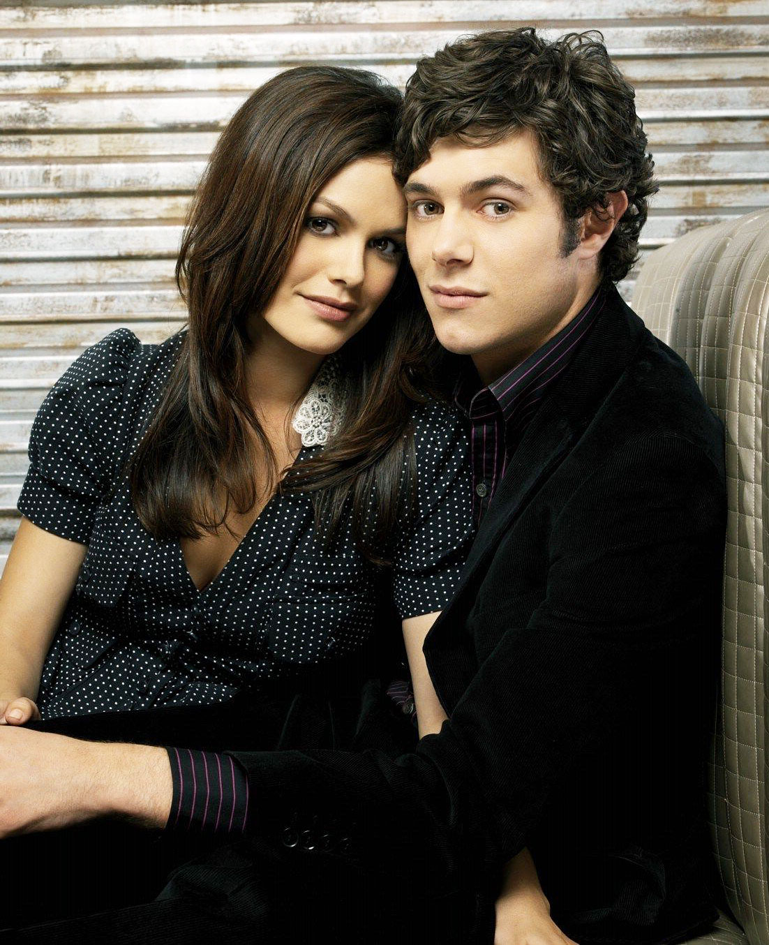 Best TV Couples The OC Rachel Bilson Adam Brody - Show: The O.C. Actors: Rachel Bilson and Adam Brody Network: FOX Seasons: 4