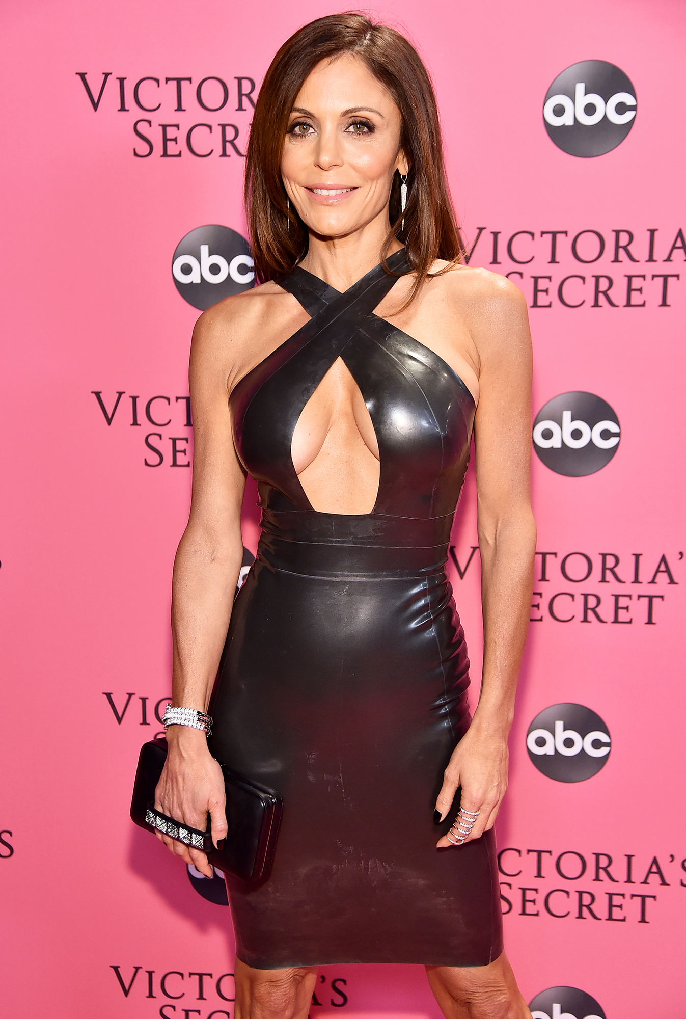 Bethenny Frankel Valentines Day Gift - Bethenny Frankel attends the Victoria's Secret Fashion Show at Pier 94 on November 8, 2018 in New York City.