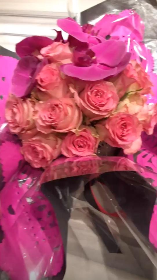 Bethenny Frankel Valentines Day Gift