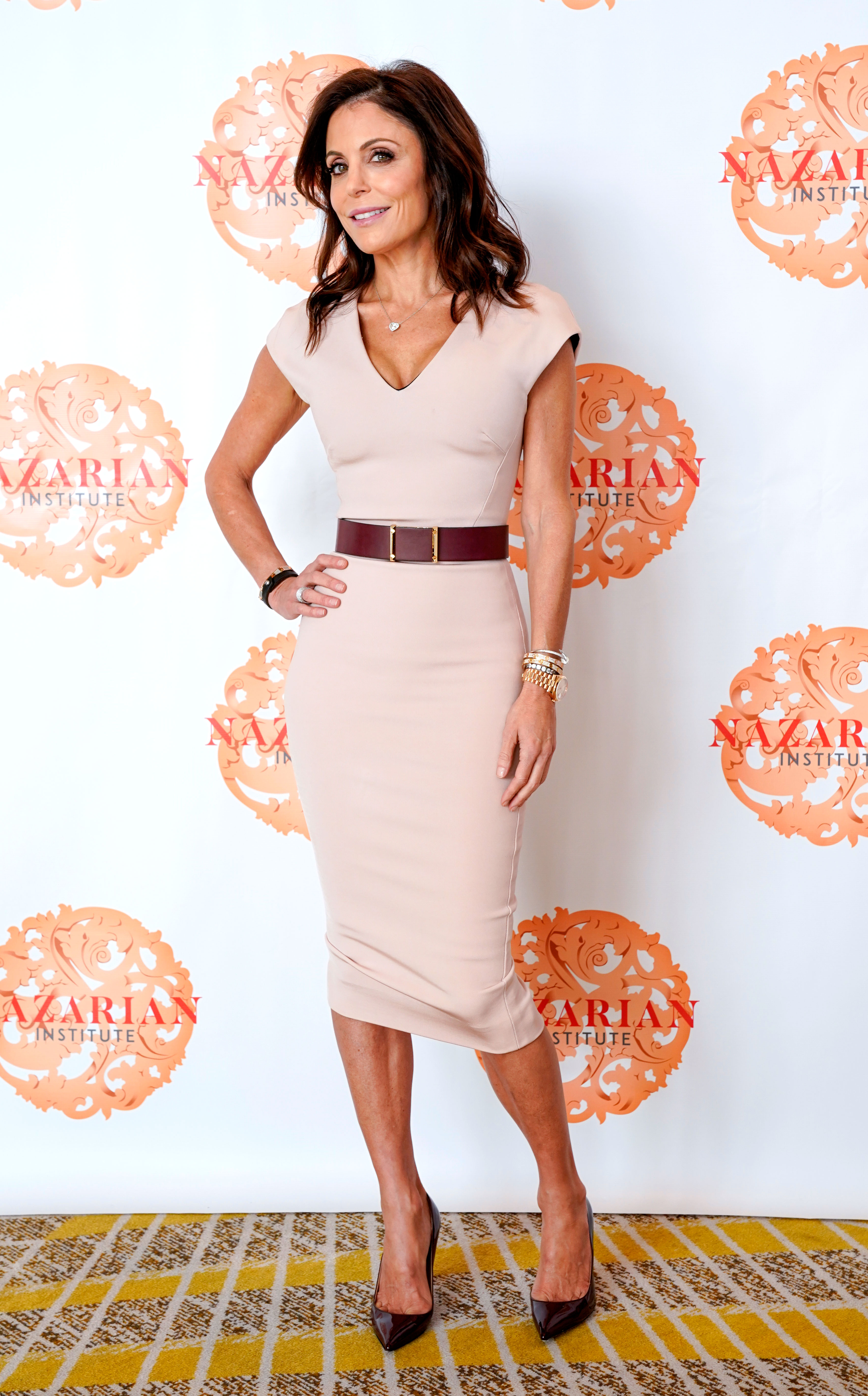 Bethenny Frankel Tells Body-Shamers to 'F—ck Off': 'Yeah I'm Skinny' - Bethenny Frankel attends day one of the 2019 Nazarian Institute on January 26, 2019 in Los Angeles, California.