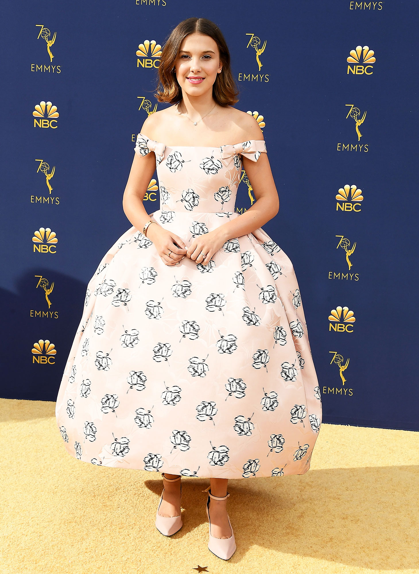 Millie Bobby Brown S Best Fashion And Dress Moments