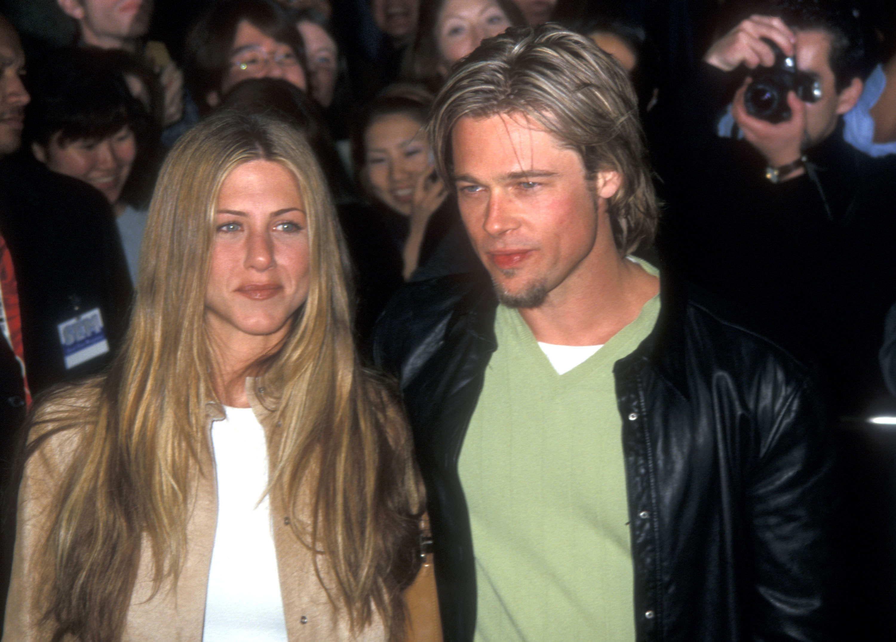 Brad Pitt and Jennifer Aniston Relationship Timeline - Hollywood's leading man and the sweetheart of television were set up by their agents in 1998. From the get-go, they felt like they had something special.