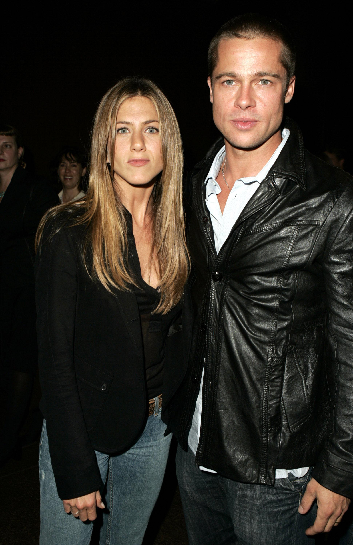Brad Pitt and Jennifer Aniston Relationship Timeline - The divorce was finalized.