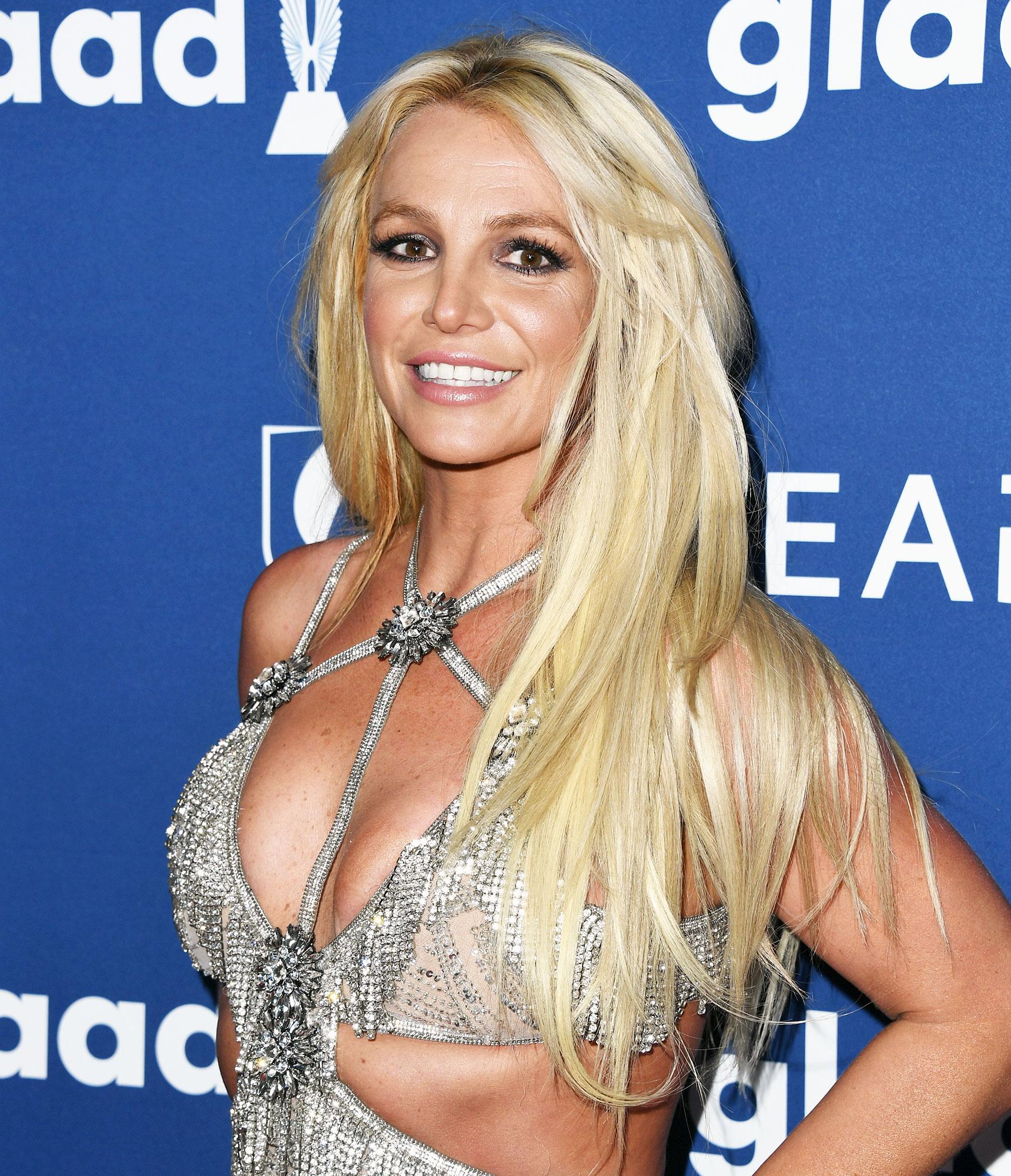 Britney Spears Excited Career Return Hiatus Sick Dad