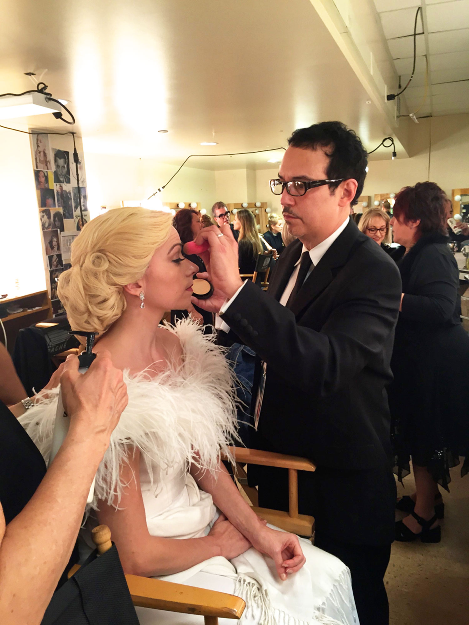 Lead Makeup Artist for the Academy Awards, Bruce Grayson, Shares His Number One Product and Other Behind-the-Scenes Se - Bruce Grayson