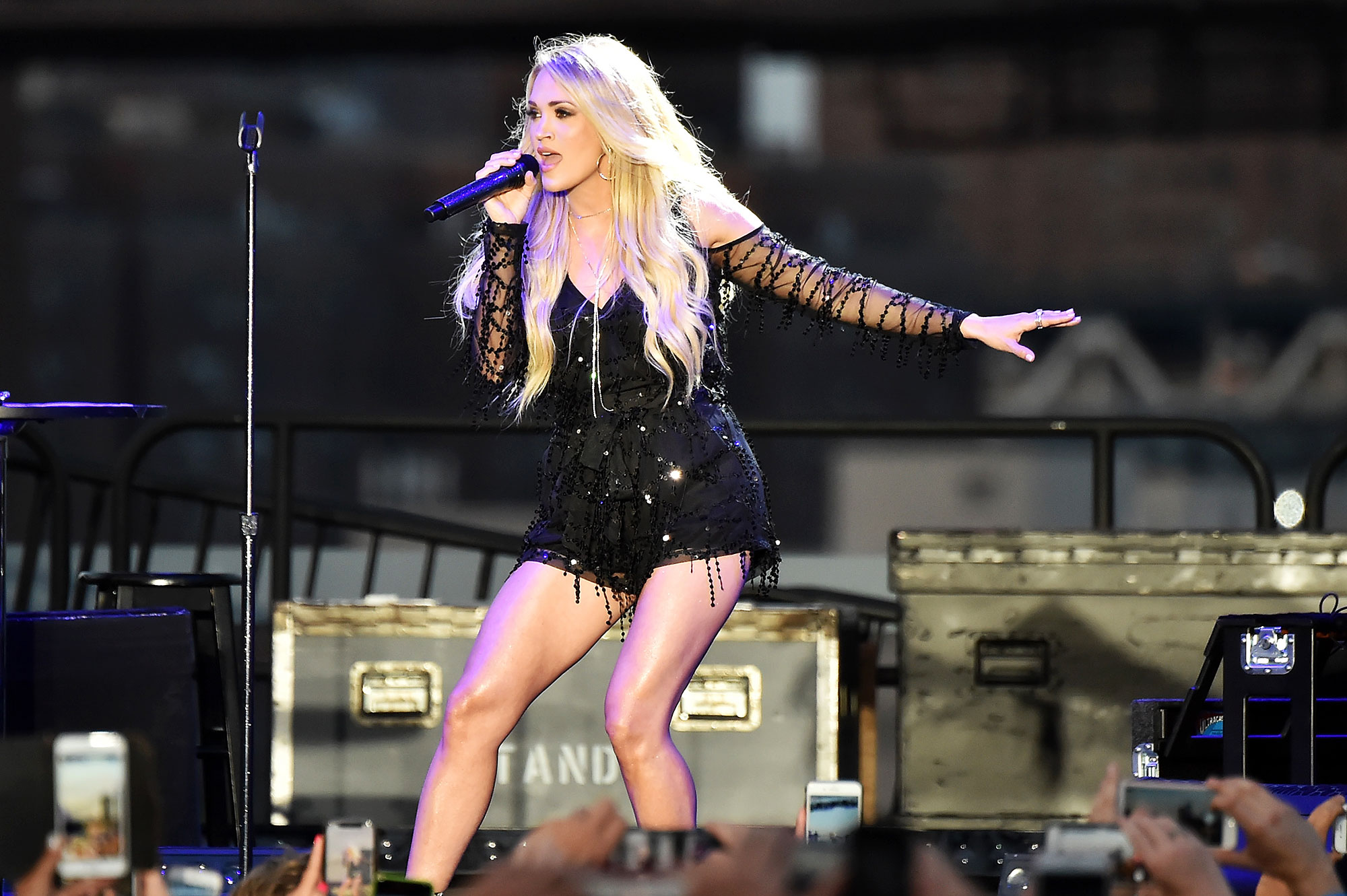 Carrie Underwood Country Legend Status