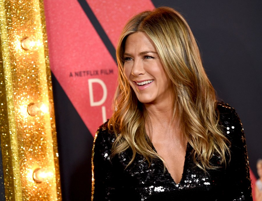 Celebrities Attend Jennifer Aniston's 50th Birthday Party