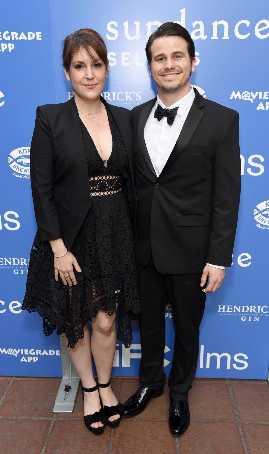 Melanie Lynskey and Jason Ritter Celebrity Babies of 2019