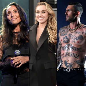 Chris Cornell's Widow Vicky Praises Miley Cyrus, Adam Levine for Tribute Concert Performances