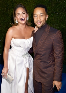 Chrissy Teigen and John Legend's 9-Month-Old Son Comes 'so Close' to Saying First Word in Babbling Video