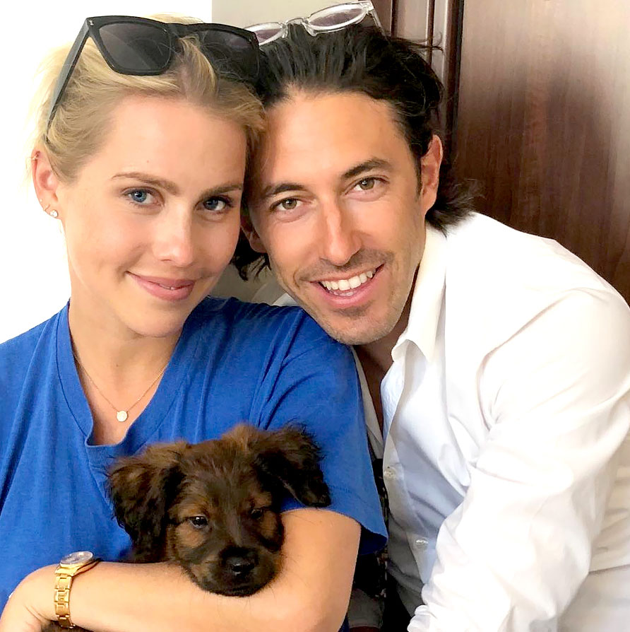 Claire-Holts-Miscarriage-Brought-Her-and-Her-Husband-Closer-Together - Claire Holt and Andrew Joblon