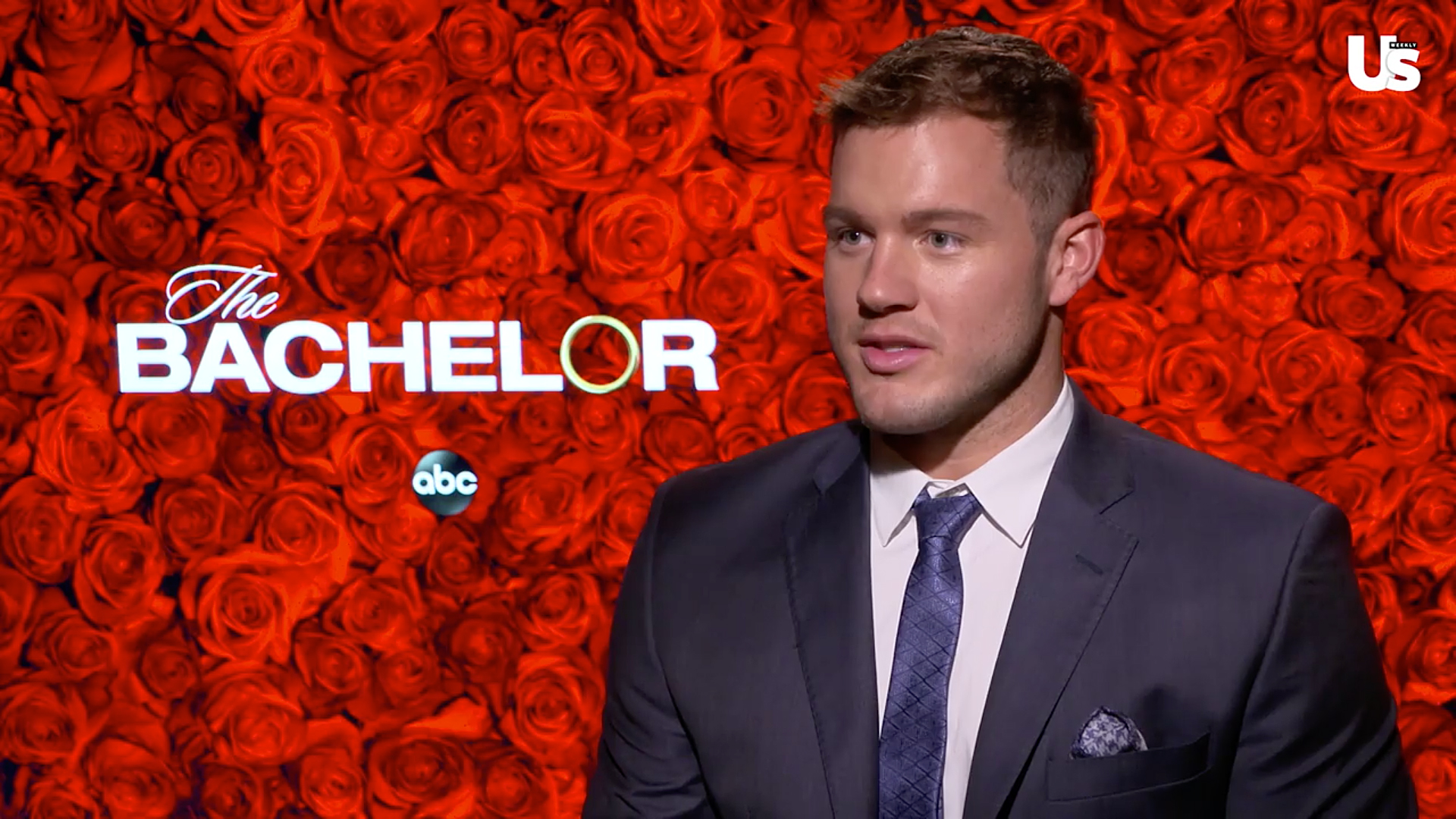 Colton Underwood Is Still Afraid of Having His Heart Broken After 'The Bachelor' - Colton Underwood from 'The Bachelor.'