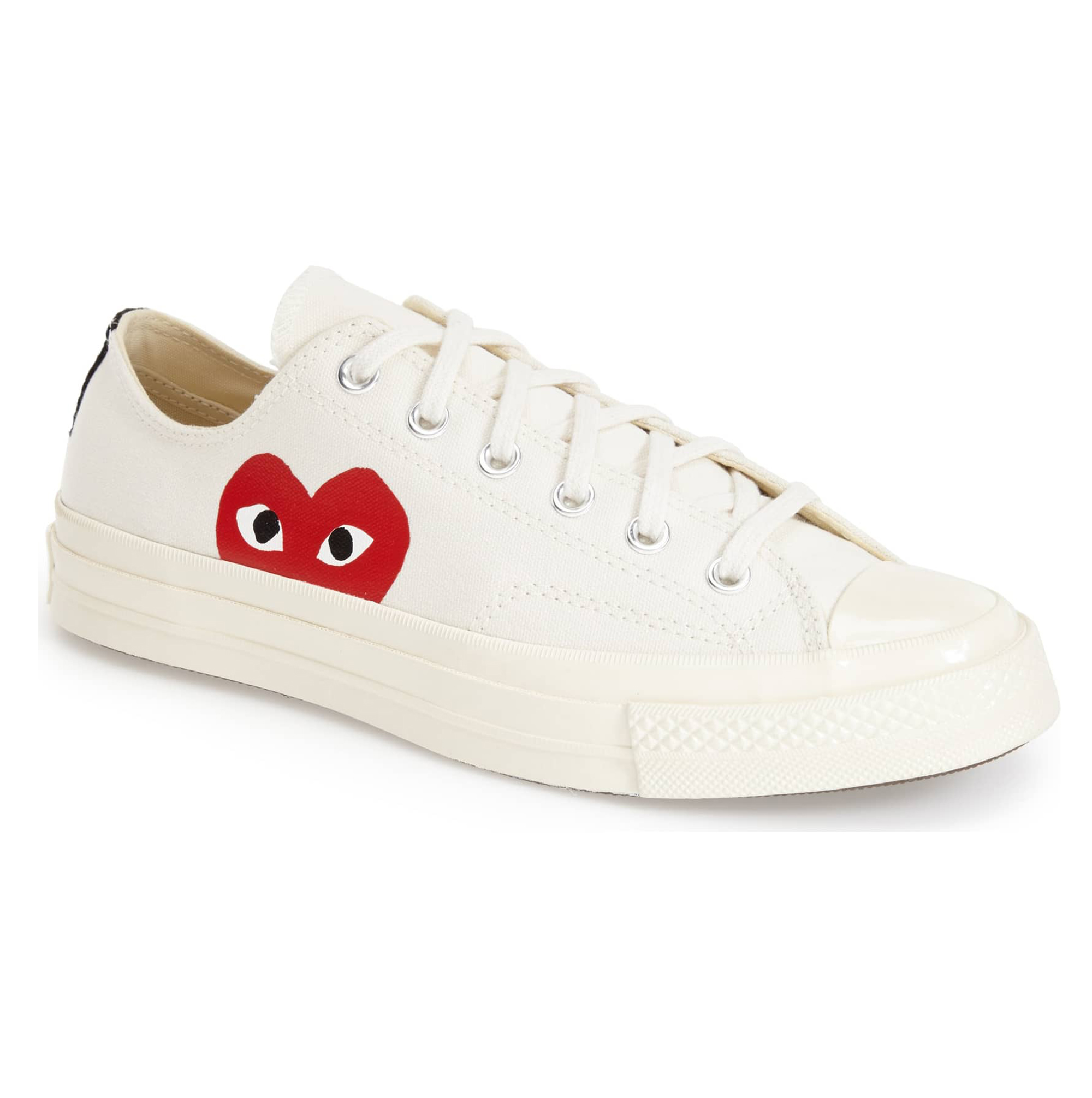 This Converse X Comme des Garcons Sneaker Is Too Cute