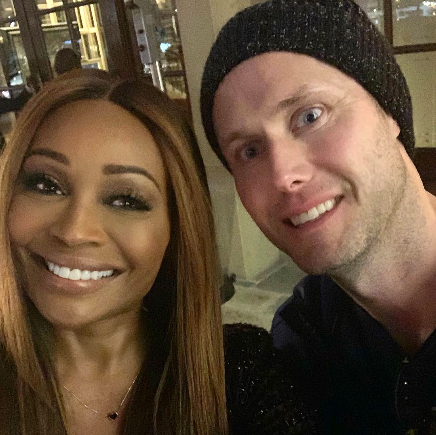Cynthia Bailey Asked a Stranger for a Selfie, Thinking He Was Tom Brady