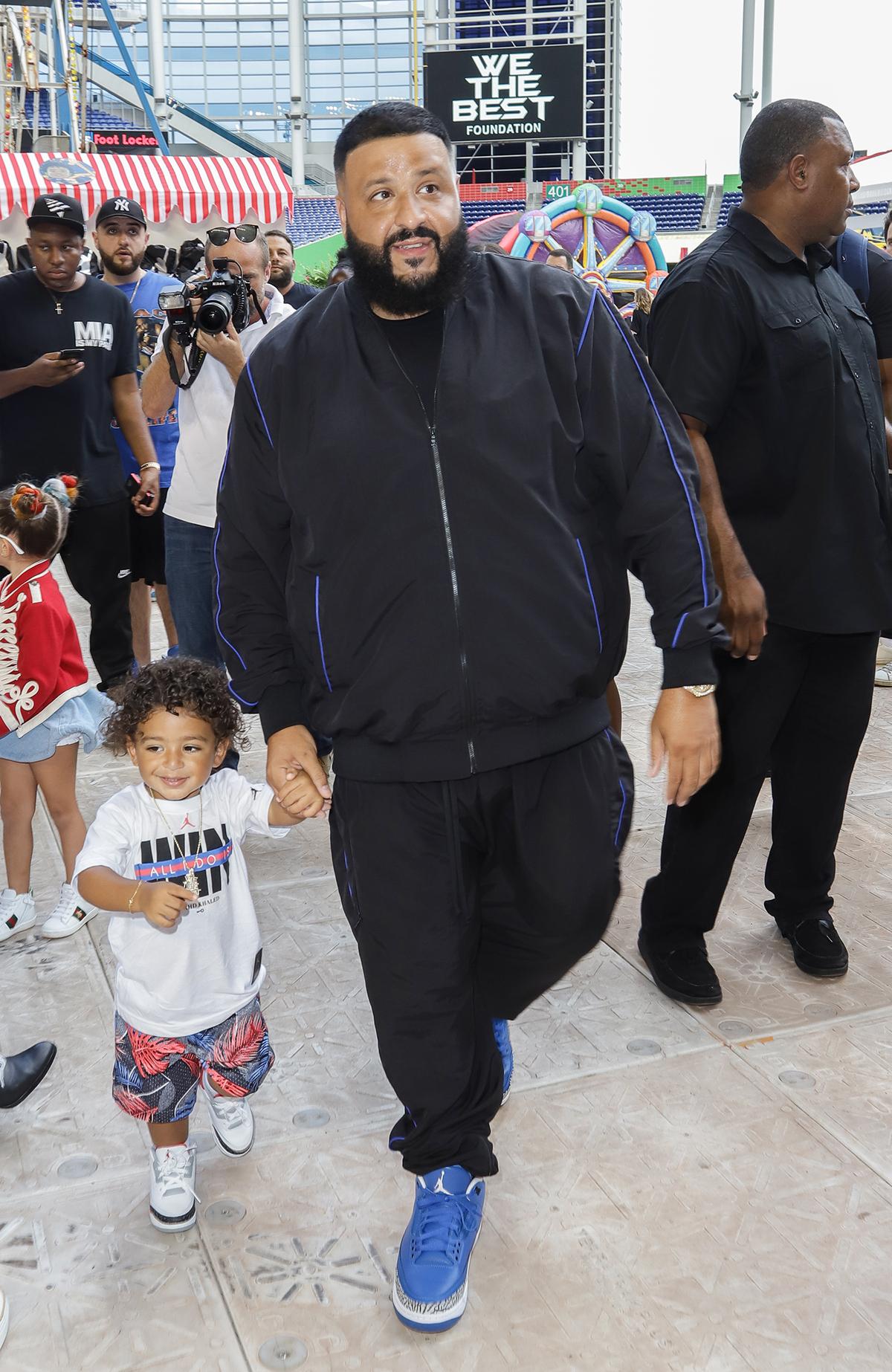 DJ Khaled WW