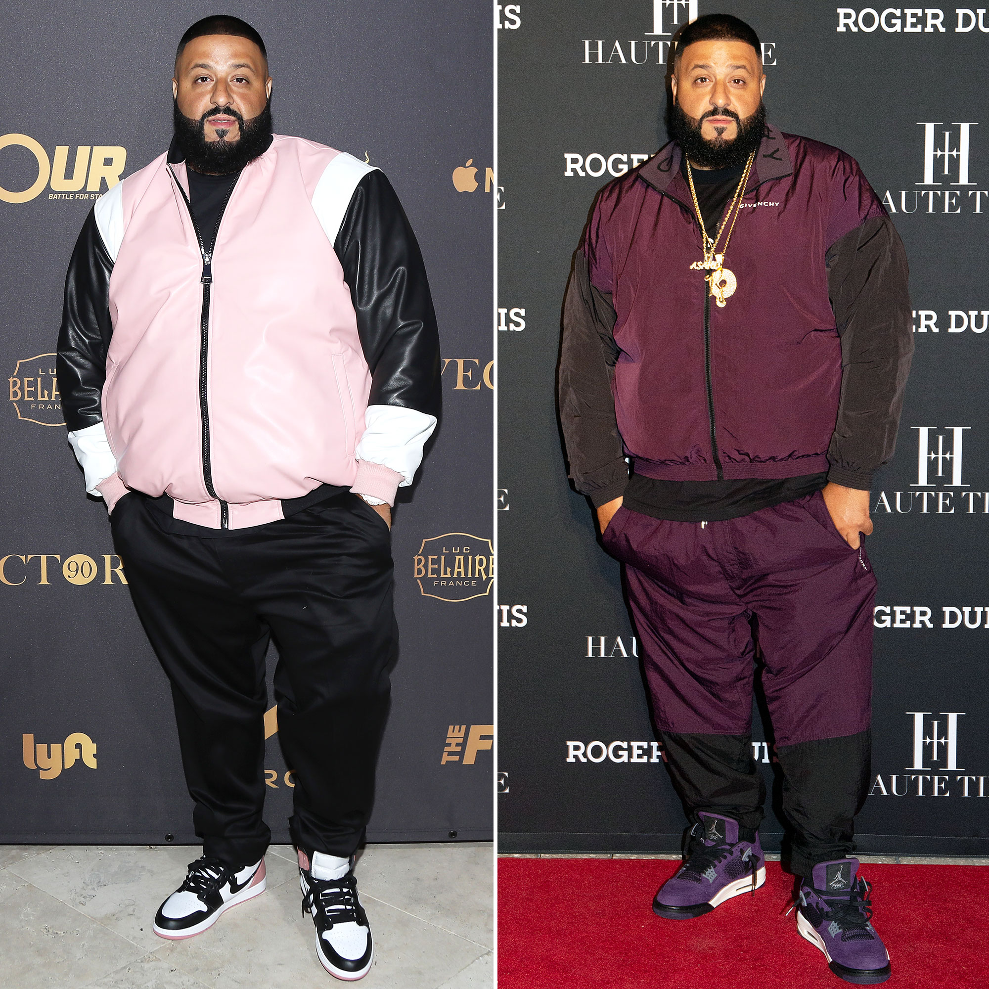 DJ Khaled Weight Loss.
