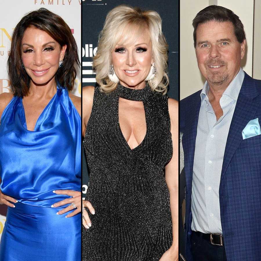 Danielle Staubs Rival Margaret Josephs and Ex Husband Marty Caffrey React to Her Whirlwind Engagement