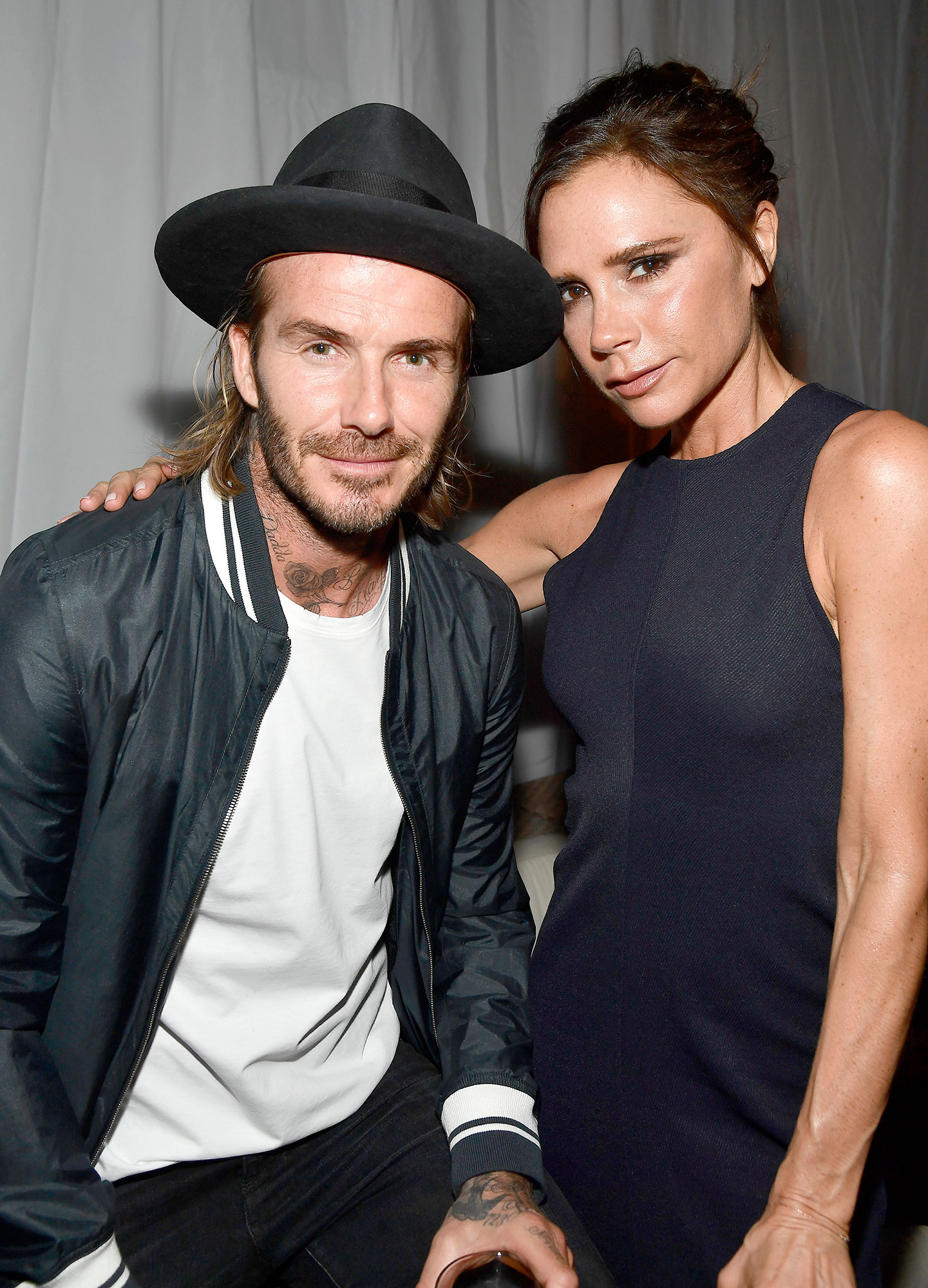 "Victoria and David Beckham timeline gallery - The professional soccer star shared that he and Victoria had renewed their vows while speaking to BBC Radio 4's Desert Island Discs in January 2017. ""It was a lot more private with only six people there in our house."""